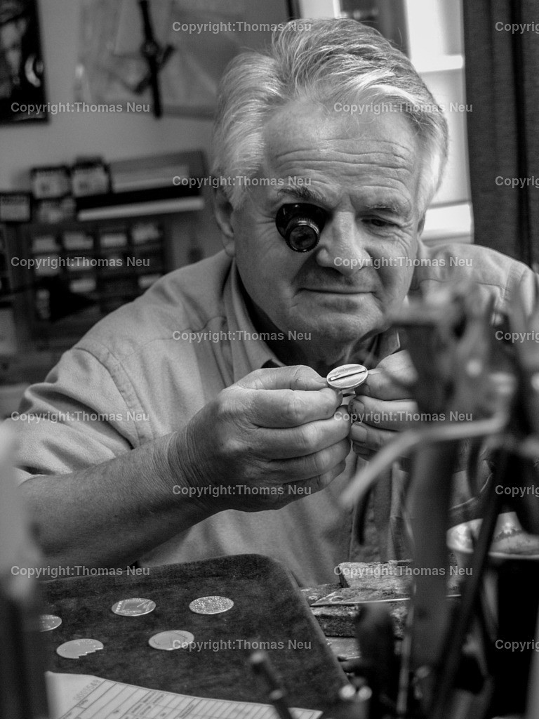 Juwelier Dorsheimer mit Eysoldtring   ,, Bild: Thomas Neu