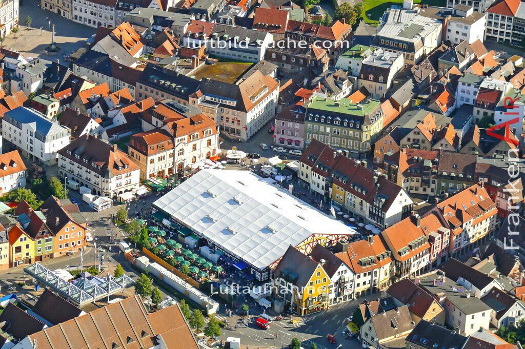bierfest-kulmbach-2007-29 | Luftbild von Bierfest Kulmbach - Luftaufnahme wurde 2007 von https://frankenair.de mittels Flugzeug (keine Drohne) erstellt - die Geschenkidee