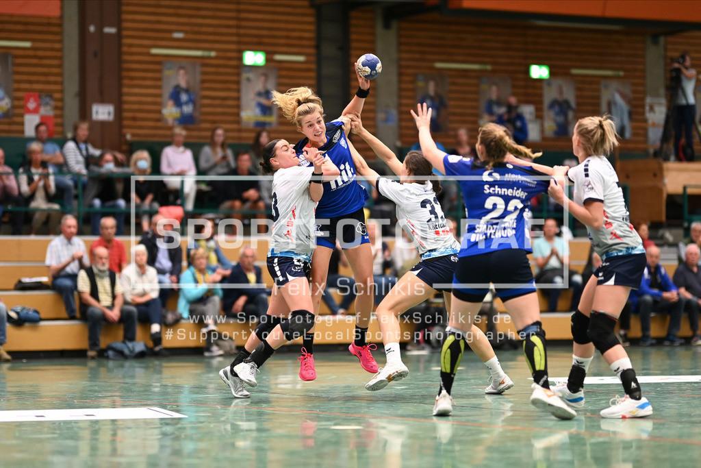 FZ6_9428   ; 1. Handball-Bundesliga Frauen I 1. Spieltag I Buxtehuder SV - Neckarsulmer Sport-Union am 05.09.2020 in Buxtehude  (Sporthalle Kurt-Schuhmacher Strasse), Deutschland