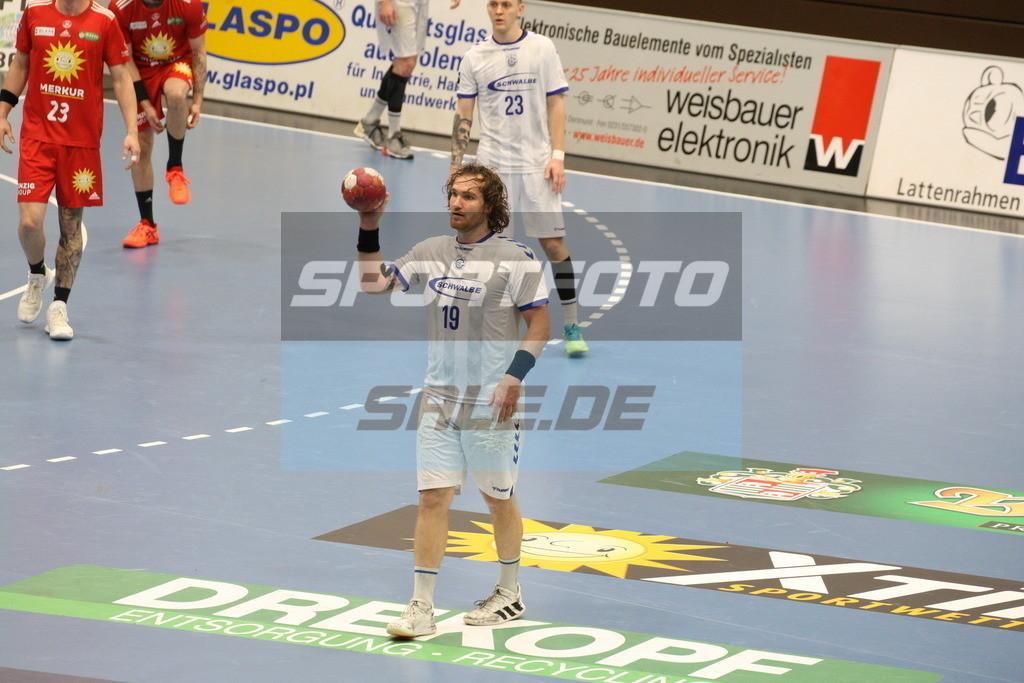 TUS N. Lübbecke - VFL Gummersbach | Timm Schneider - © by K-Media-Sports / Sportfoto-Sale.de