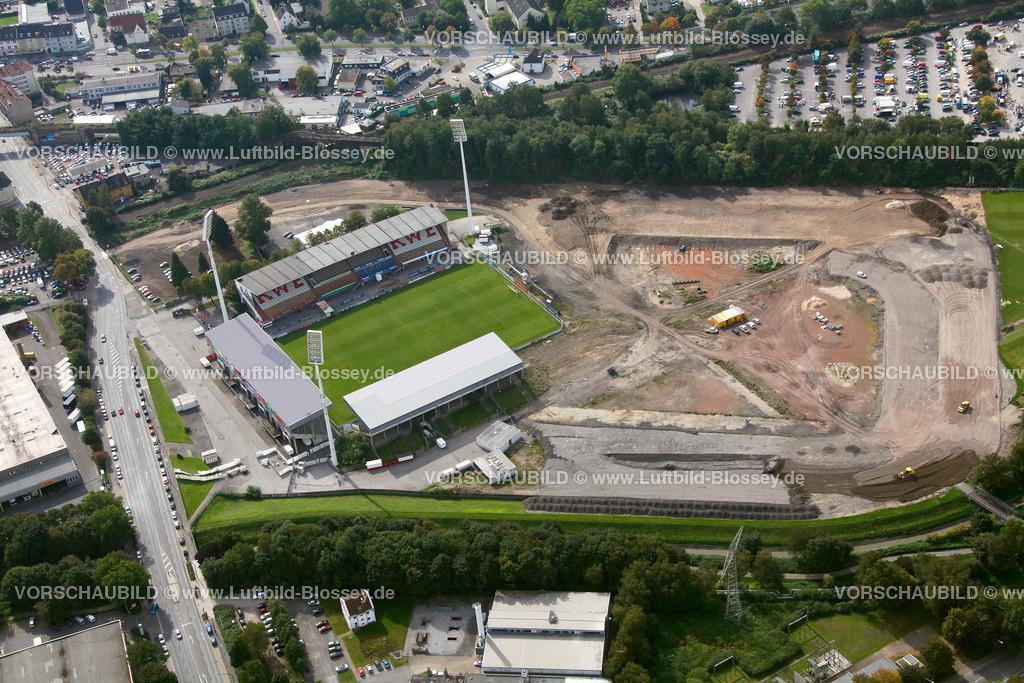 ES10098686 | RWO Stadion Rot Weiss Essen Hafenstrasse,  Essen, Ruhrgebiet, Nordrhein-Westfalen, Germany, Europa
