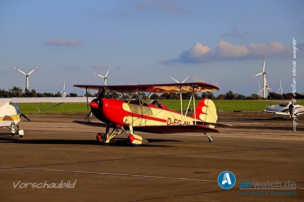 Flughafen Husum, Great Lakes 2T-1A-2 | Flughafen Husum, Great Lakes 2T-1A-2 • max. 6240 x 4160 pix