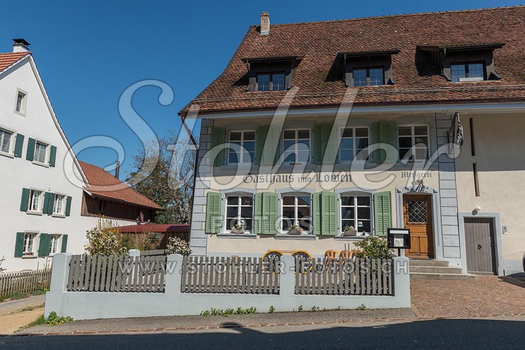 Gasthaus, Rünenberg (BL) | Gasthaus mit Metzgerei im Oberdorf, Rünenberg im Kanton Baselland.