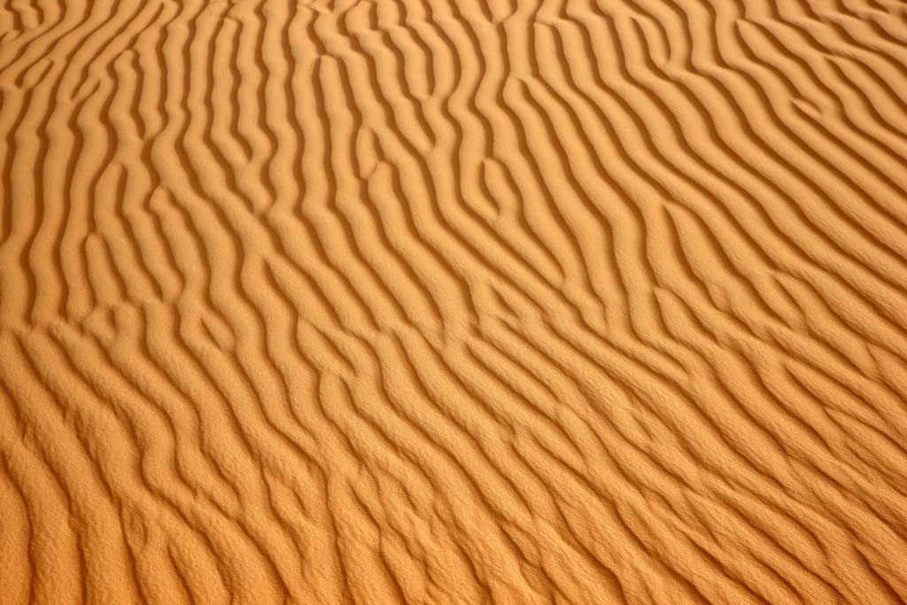 JT-110228-4131 | Roter Sand, Sandduenen, in der Empty Quarter genannten Wueste Rub'al-Khali, Emirate.