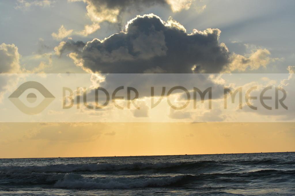 Bilder Sonne   Bilder Sonne, Wolken und Meer