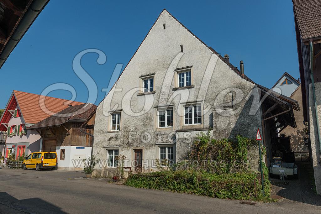 Bauernhof, Arisdorf (BL) | Alter Bauernhof im Mitteldorf, Arisdorf im Kanton Baselland.
