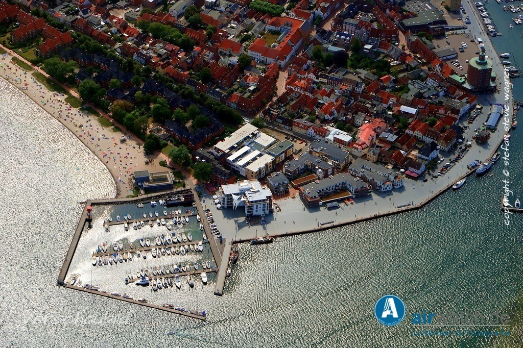 Eckernförder Bucht, Eckernförde, Eckernförder Hafen | Eckernförder Bucht, Eckernförde, Eckernförder Hafen