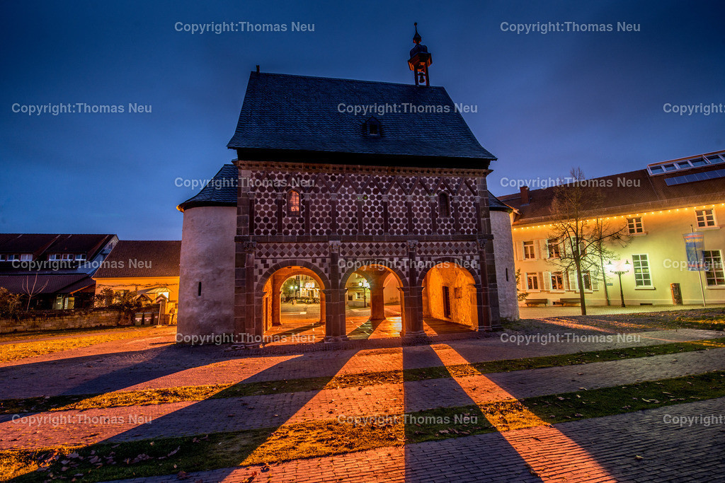 Kloster_Königshalle_Lorsch | ,, Bild: Thomas Neu