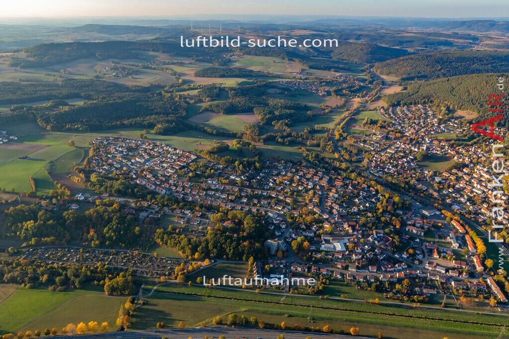petzmannsberg-kulmbach-18-396   aktuelles Luftbild von Petzmannsberg Kulmbach - Luftaufnahme wurde 2018 von https://frankenair.de mittels Flugzeug (keine Drohne) erstellt.