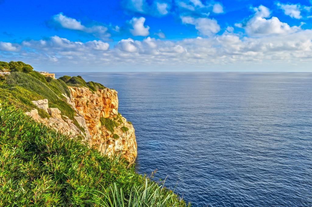 Meerblick | Aussicht auf das Meer in Mallorca