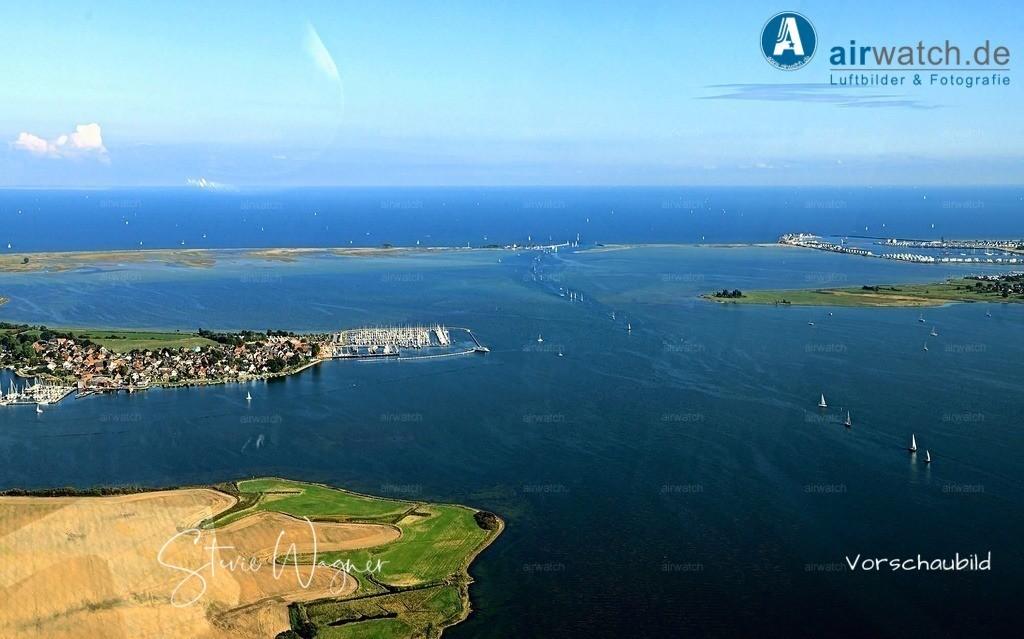 Luftbild Schleimünde, Lotseninsel, Treffpunkt von Schlei & Ostsee | Luftbild Schleimünde, Lotseninsel, Treffpunkt von Schlei & Ostsee • max. 6240 x 4160 pix