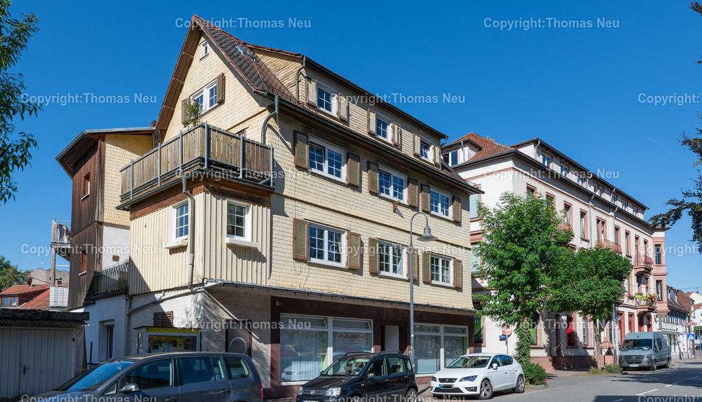 DSC_1811 | Lindenfels, ,Nibelungenstraße, Architektur, Bebauung, , Bild: Thomas Neu