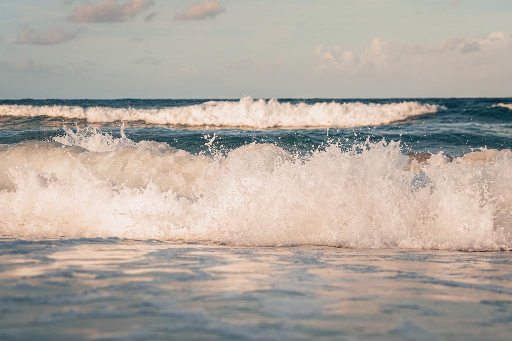 Meer bei Agnes Water in Australien | Meer bei Agnes Water in Australien