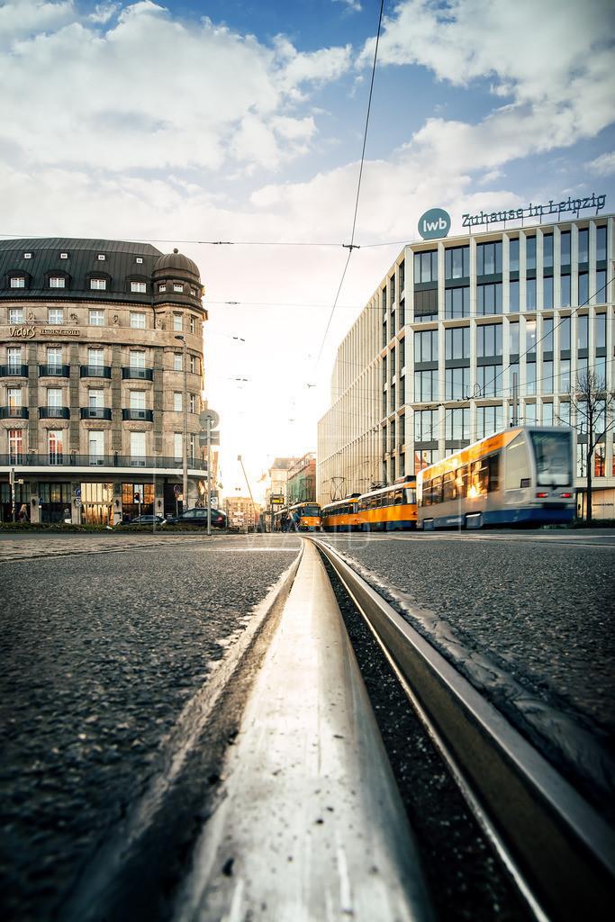 Leipzig Wintergartenstraße