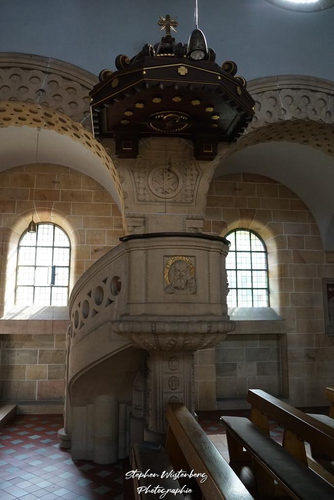 DSC04747 | Innenaufnahmen der kath. Pfarrkirche St.Sebstian in Rockenhausen