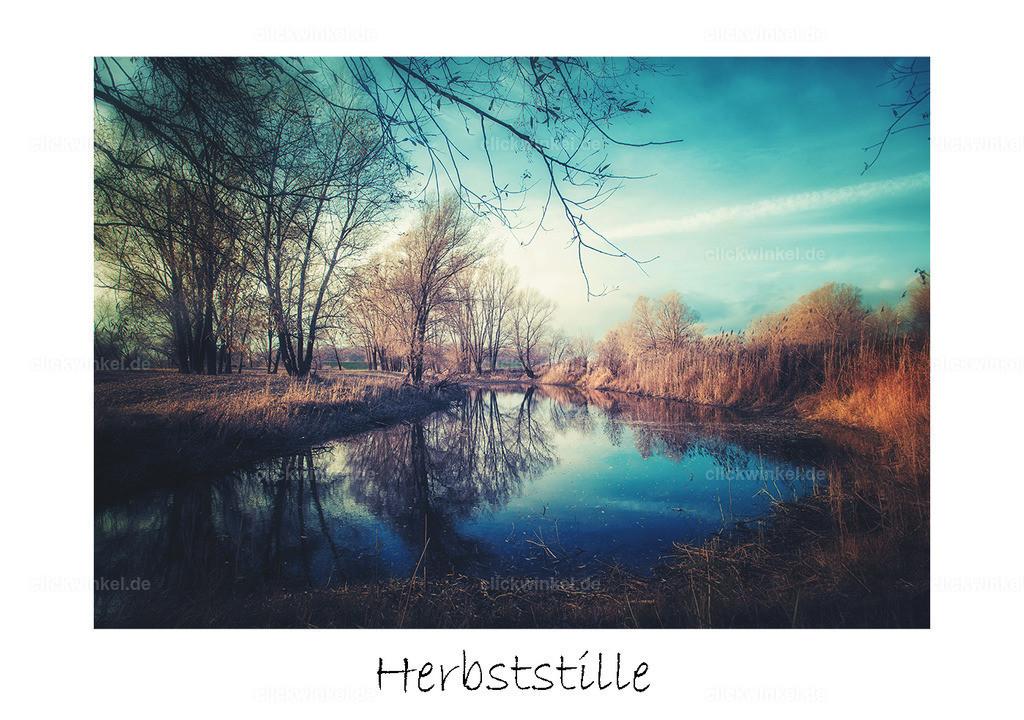 print_Herbststille