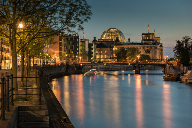Berlin Nightscape