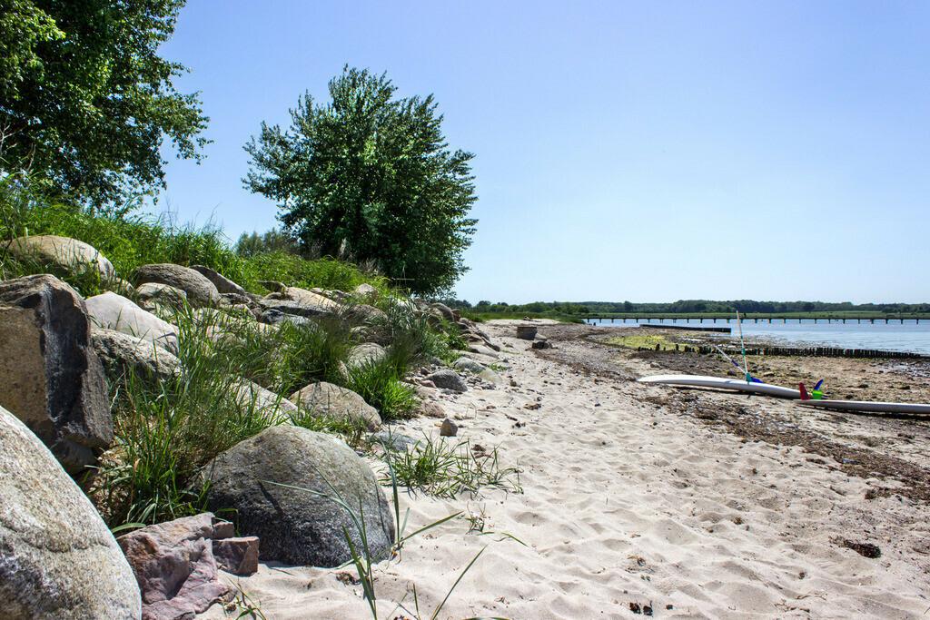 Frühling an der Ostsee | Sandstrand in Wackerballig im Frühling