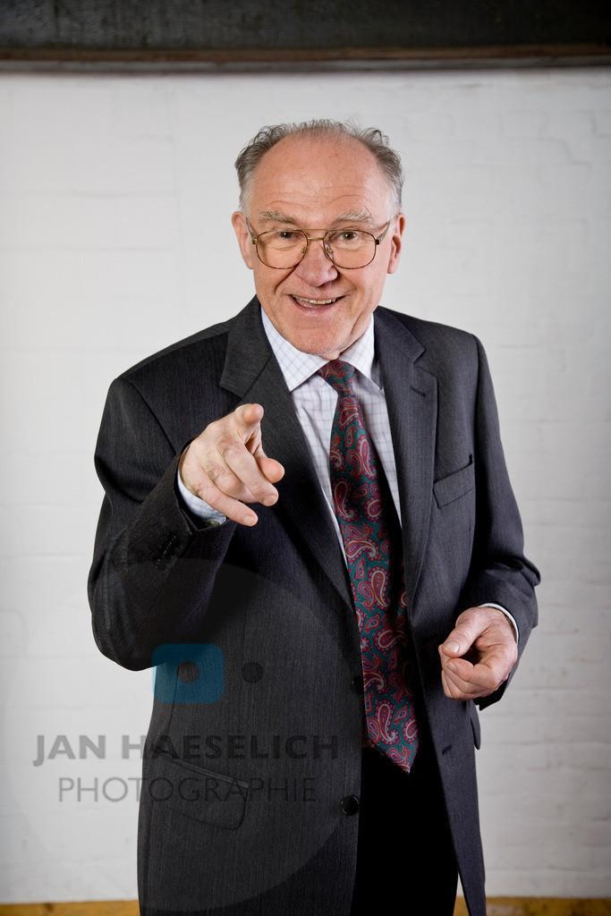 Heinz Choynski | Fototermin zur ARD Vorabendserie
