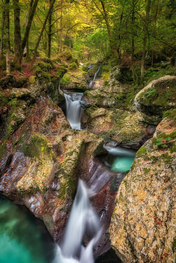 Weg des Wassers