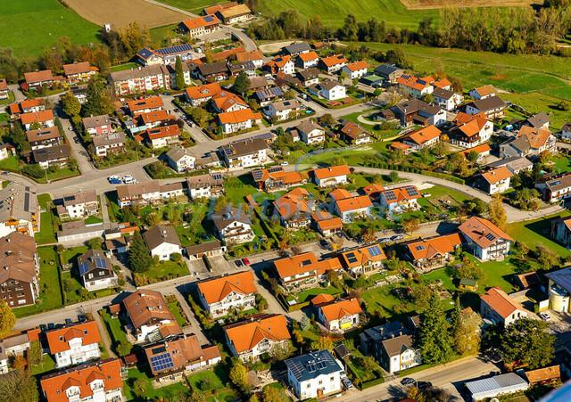luftbild-teisendorf-bruno-kapeller-64 | Luftaufnahme von Teisendorf im Herbst 2019