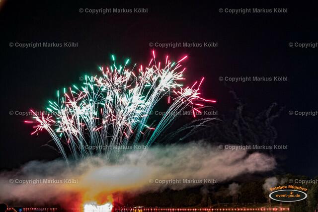 Karlsfelder Siedlerfest 2018 - Feuerwerk-8