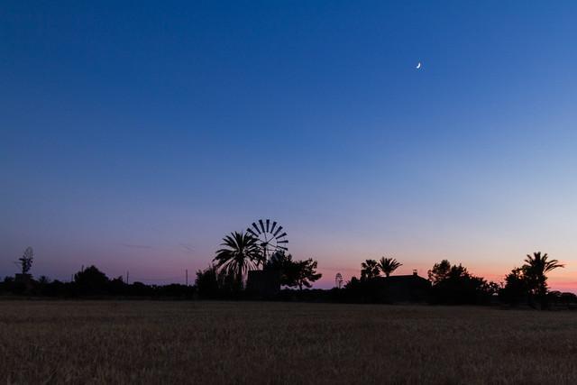 Mallorca, Mühlen