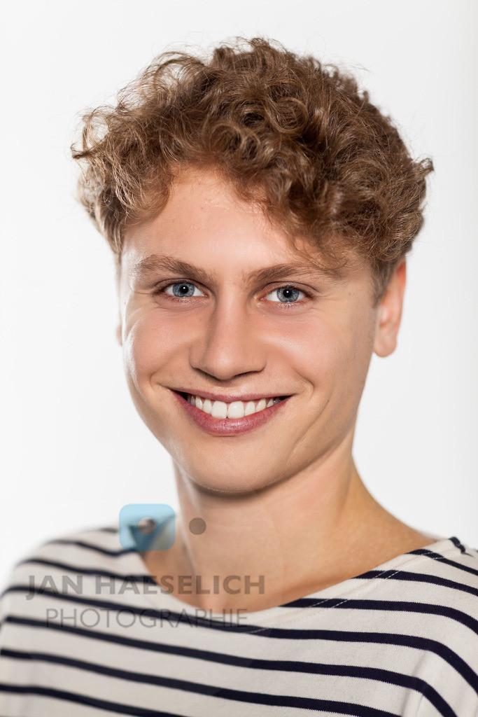 Rafael Gareisen | Rafael Gareisen beim Fototermin in Hamburg zur 7. Staffel