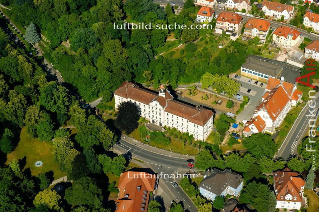 luftaufnahme-kulmbach-2008-463 | Luftbild von  Kulmbach - Luftaufnahme wurde 2008 von https://frankenair.de mittels Flugzeug (keine Drohne) erstellt - die Geschenkidee