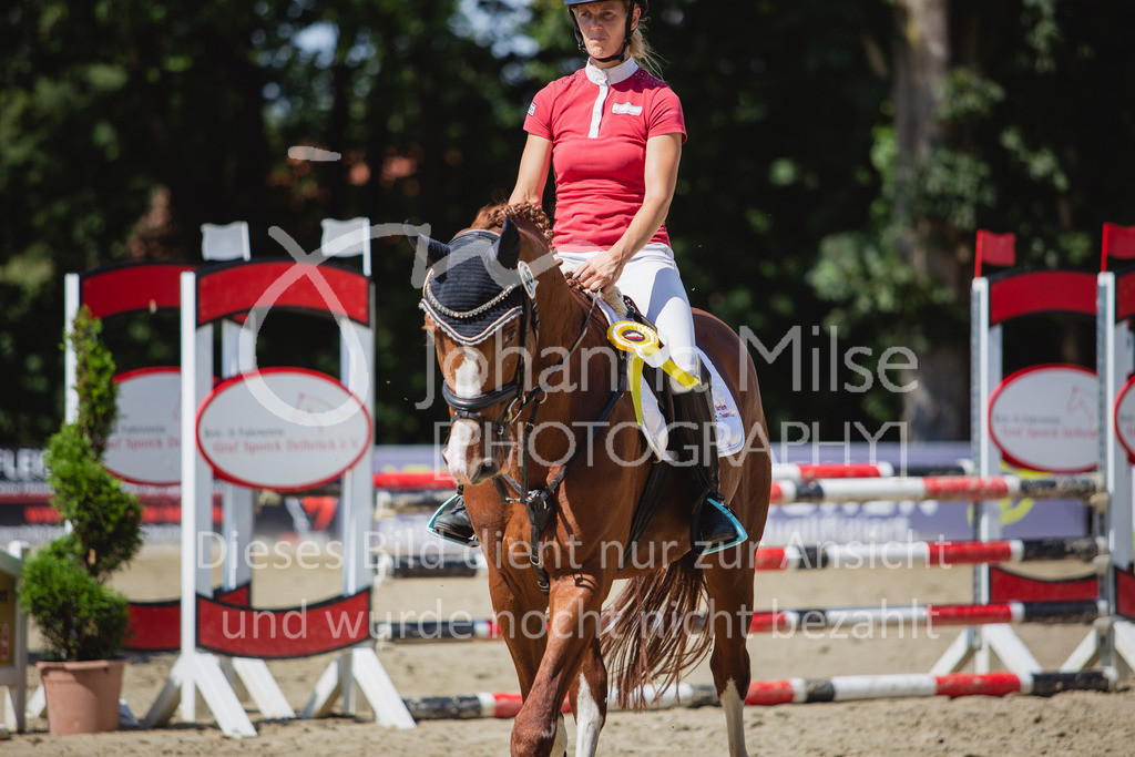 200819_Delbrück_Sprpf-A_2_1-271   Delbrück Masters 2020 Springpferdeprüfung Kl. A** 4-6jährige Pferde