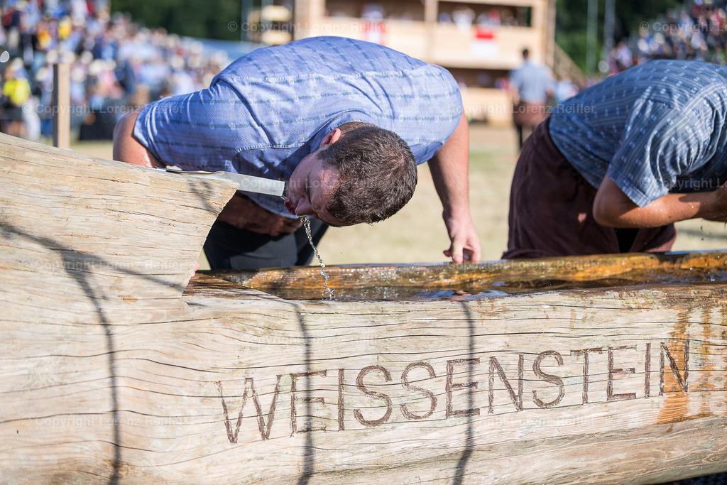 Schwingen -  Weissenstein Schwinget 2019 | Weissenstein, 20.7.19, Schwingen - Weissenstein Schwinget. (Lorenz Reifler)