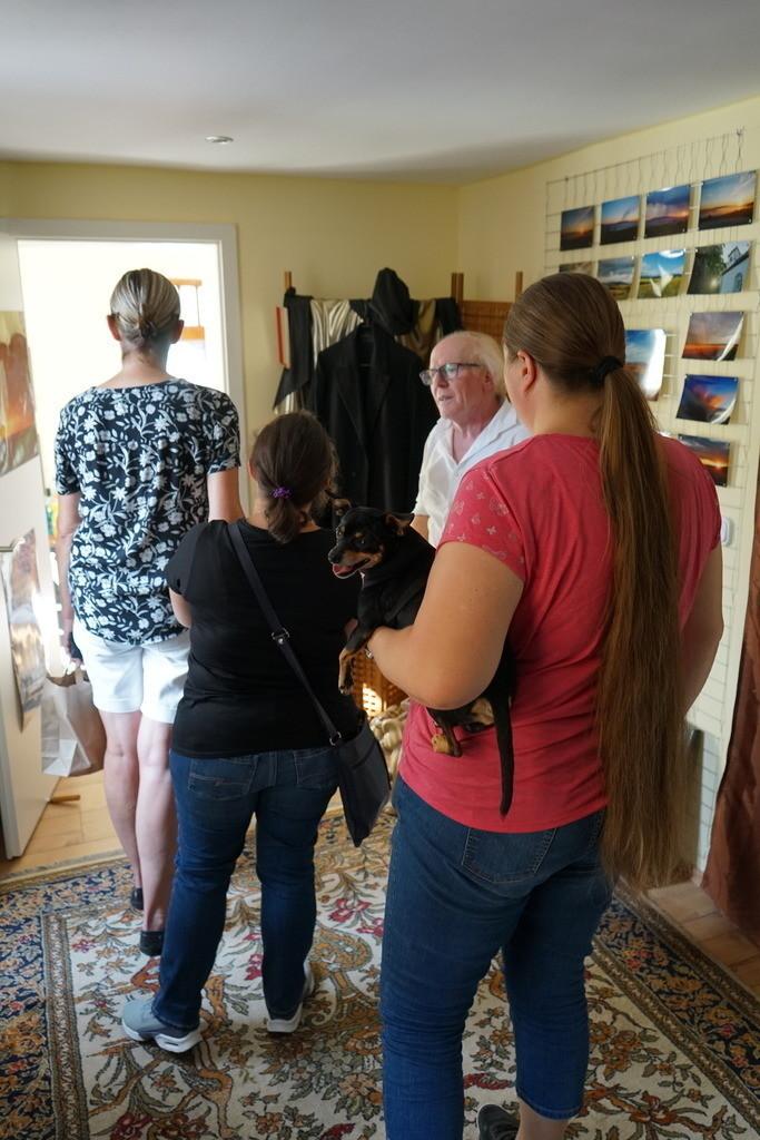 Ausstellung Christine Janz    Art-Galerie Mik Amos Rockenhausen zeigt Ausstellung
