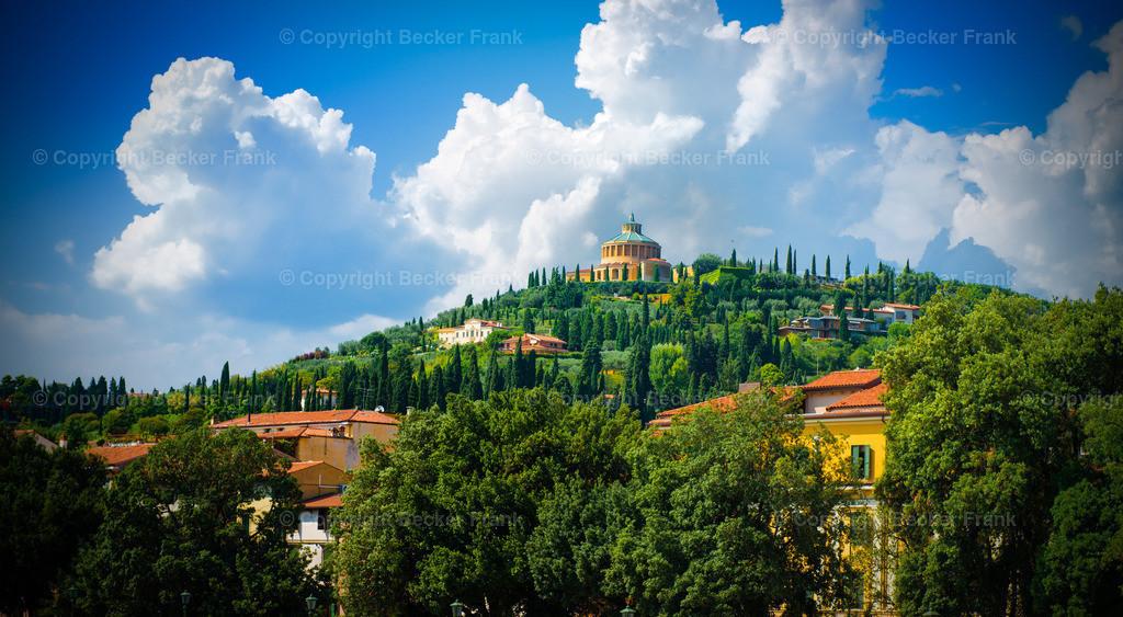 Verona | Hügel bei Verona