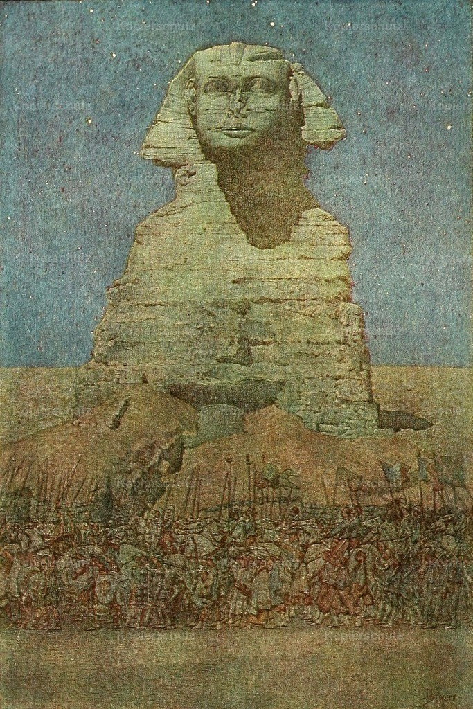 Guerin_ Jules (1866-1946) - Egypt and its Monuments 1908 - The Spinx