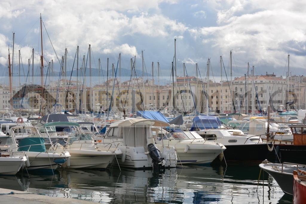 Fotoausstellung Meer Bilder | Marseille Hafenviertel