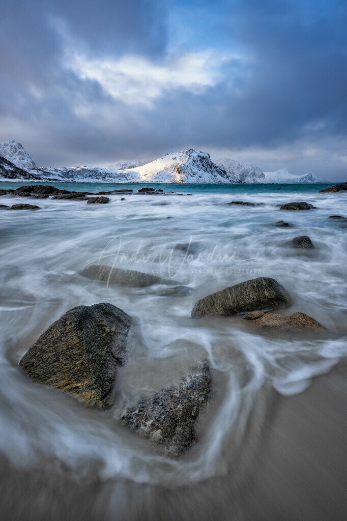 Ufer des Eismeeres