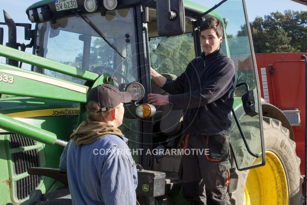 20131003-_MG_0609 | Auszubildender - AGRARFOTO Bilder aus der Landwirtschaft