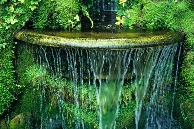 Erfolg 04 | Brunnen Powerscourt Gardens, Wicklow, Irland