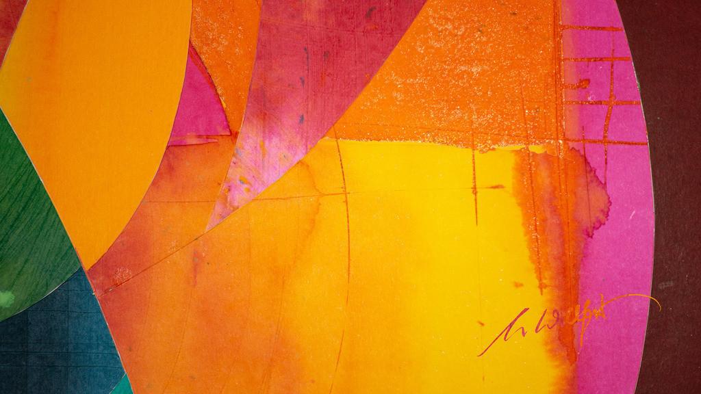 1_Farbeninstrumental_4268 | Instrumentalmusik mit den Augen hören ... Holzbeizen - Phantasie auf Papier.  (Teile der Originale von der Serie