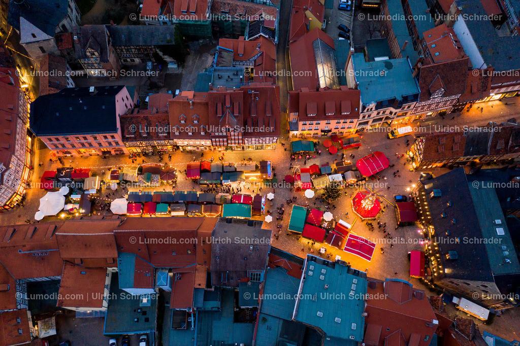 10049-50062 - Weihnachtsmarkt in Quedlinburg