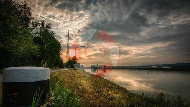 Energiestatiopn | Kraftwerk Wallsee-Mitterkirchen
