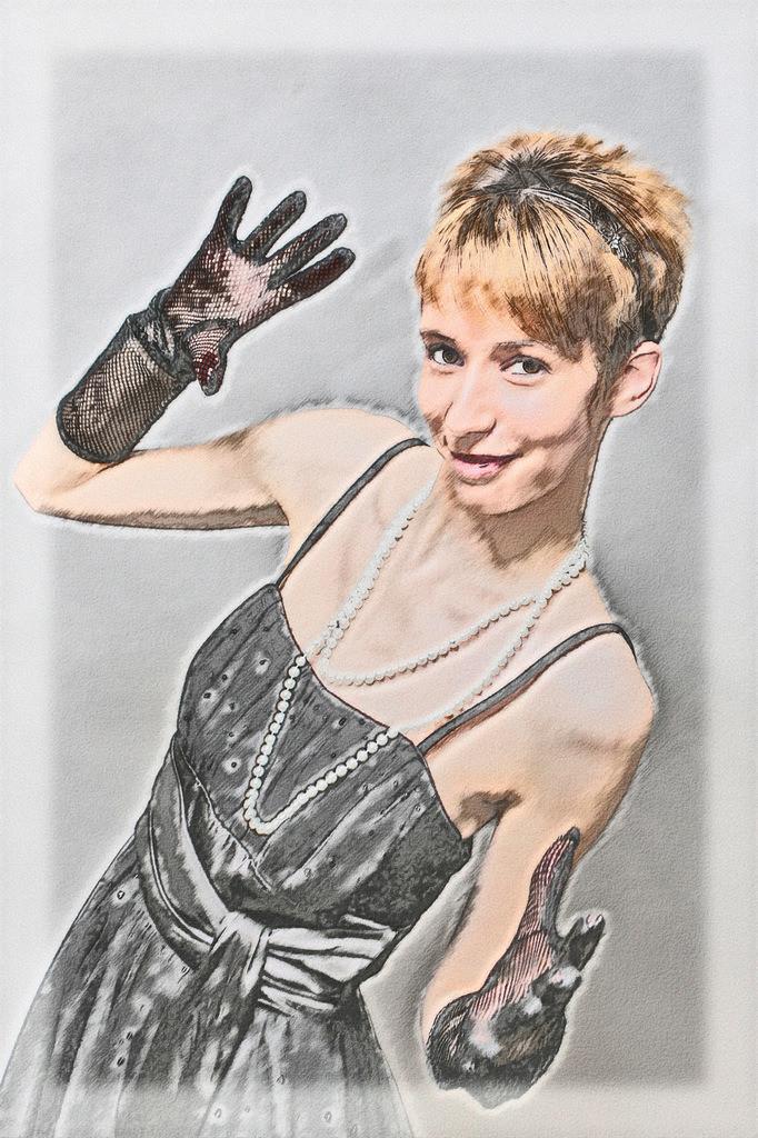 Handschuh Lady Bild 050