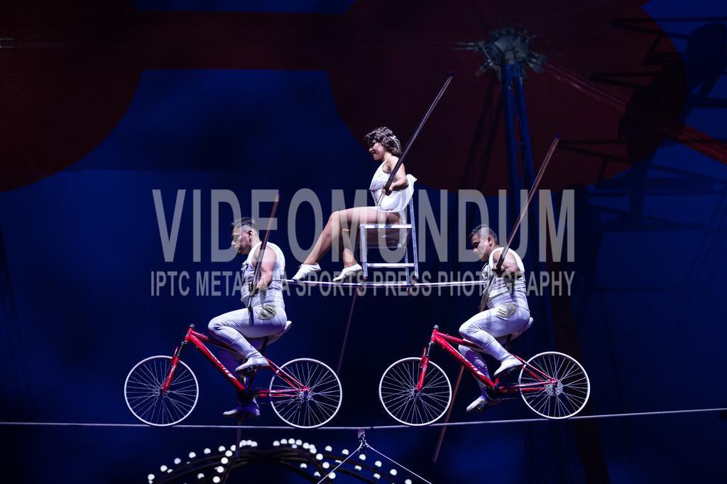 Neuss - June 19, 2019: Zirkus Krone - Mandana | Neuss - June 19, 2019: Zirkus Krone - Mandana