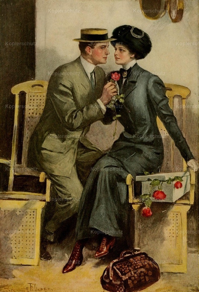 Underwood_ Clarence F. (1871-1929) - American Types 1912 - The sweetest flower that blows