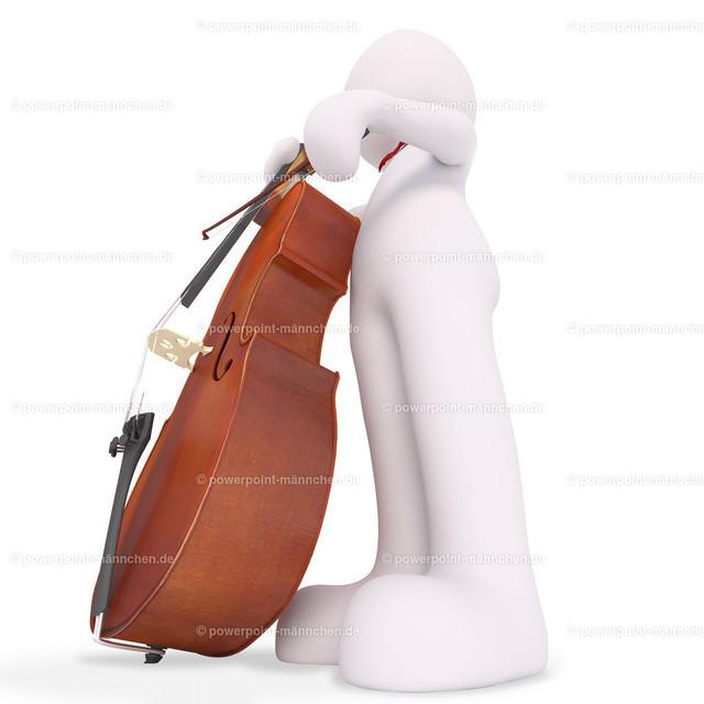 violine playing