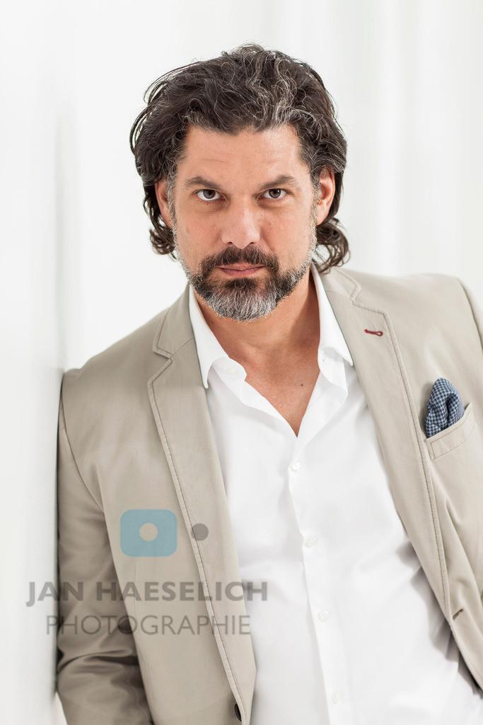 Gregory B. Waldis | Gregory B. Waldis beim Fototermin in Hamburg am 8.6.2015 zur neuen Staffel von