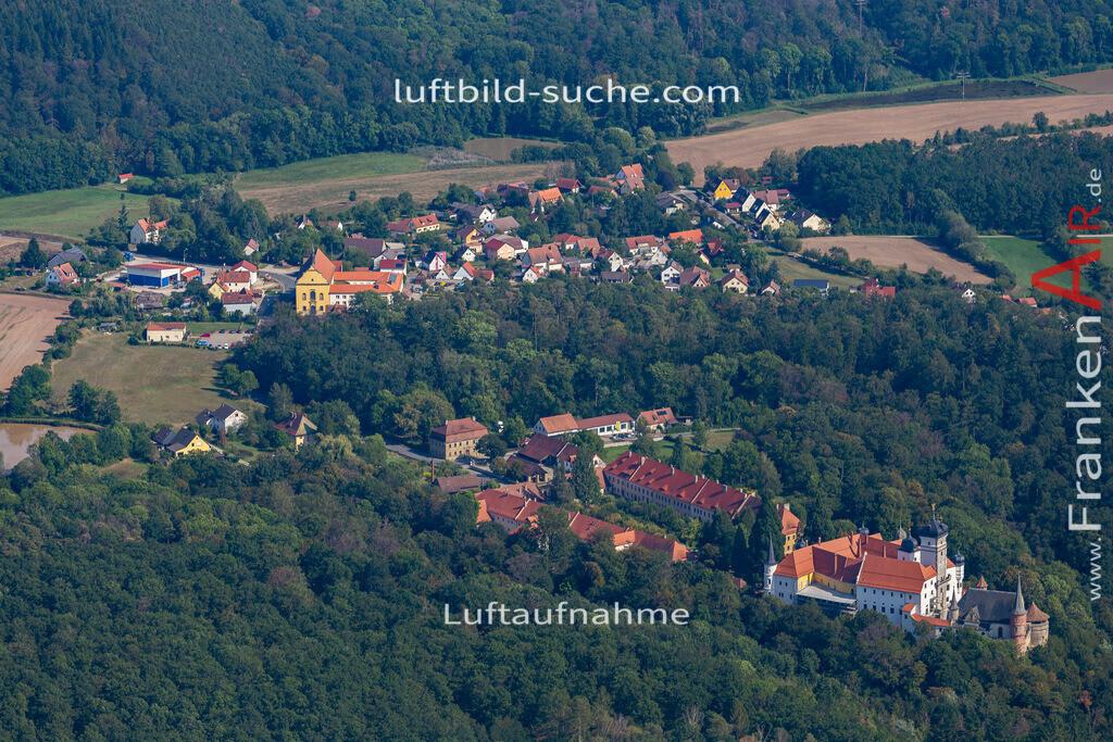 schwarzenberg-scheinfeld-19-813 | aktuelles Luftbild von Schwarzenberg  Scheinfeld - Luftaufnahme wurde 2019 von https://frankenair.de mittels Flugzeug (keine Drohne) erstellt.