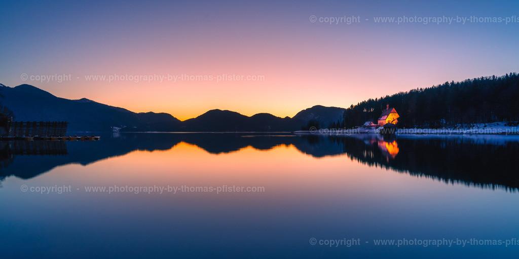 Walchensee Bayern Sonnenaufgang-1