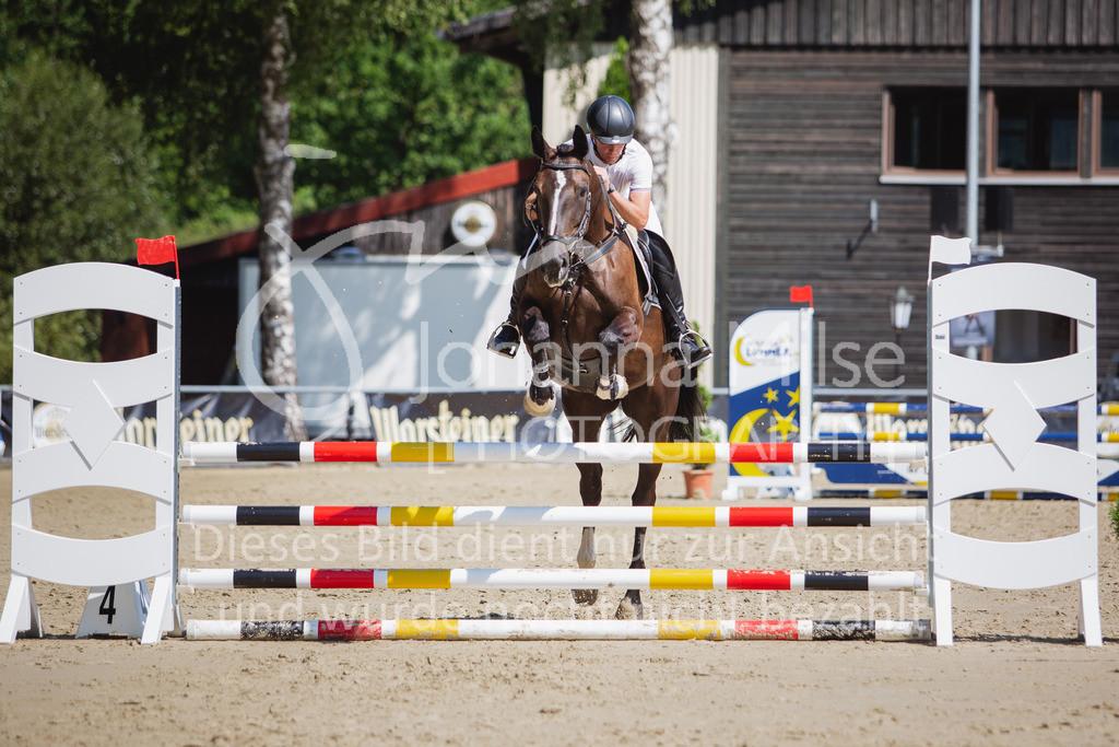 200819_Delbrück_Sprpf-A_2_1-255   Delbrück Masters 2020 Springpferdeprüfung Kl. A** 4-6jährige Pferde