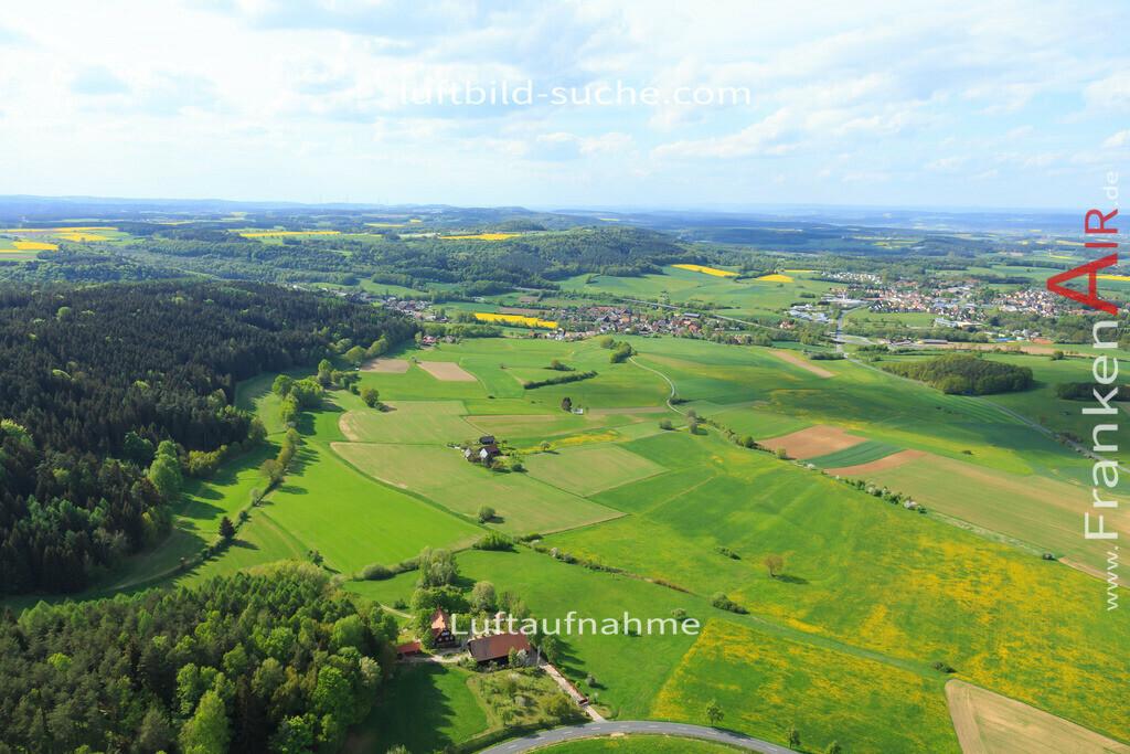 limmersdorf-2015-160 | Luftbild von  Limmersdorf - Luftaufnahme wurde 2015 von https://frankenair.de mittels Flugzeug (keine Drohne) erstellt - die Geschenkidee